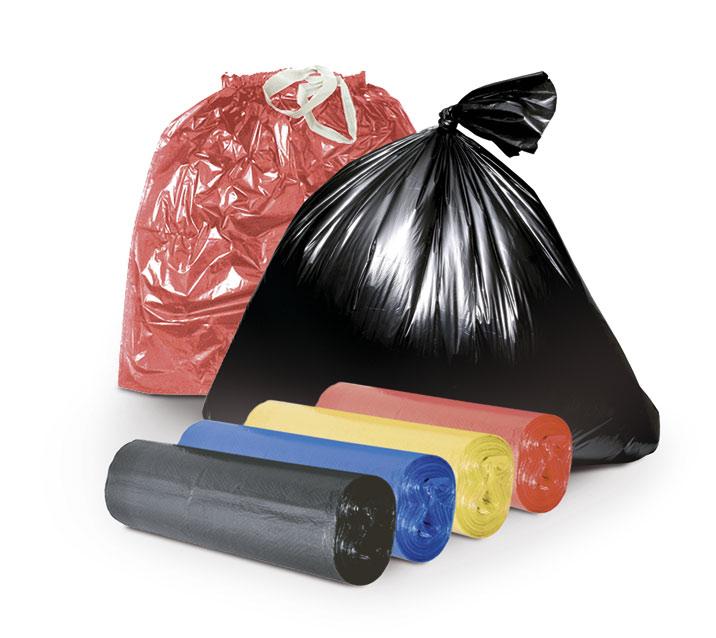 Пакеты для мусора: история появления, классификация   Полезные статьи от  «Артпласт»